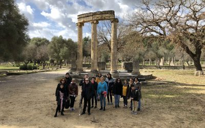 Visit to Ancient Olympia