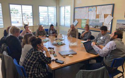 C3 meeting in Sanlucar