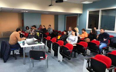C4 meeting started in Patras