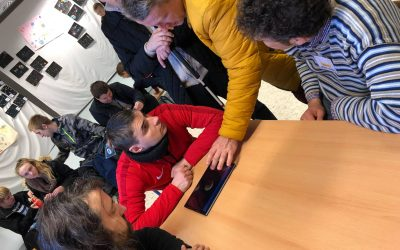 First A4BD software demo takes place in Spain