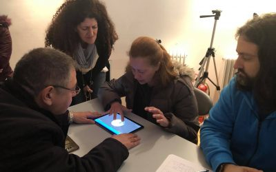 Second A4BD software demo takes place in Greece